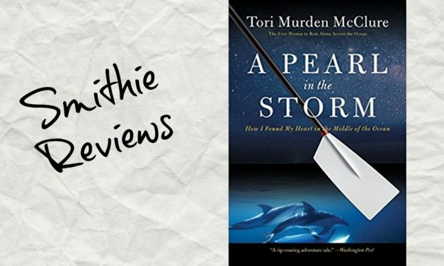 Review: A PEARL IN THE STORM by Tori Murden McClure '85
