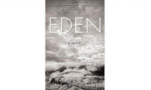 EDEN by Jeanne Blasberg