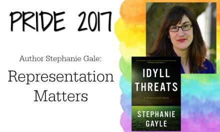Representation Matters: Author Stephanie Gayle on Writing a Gay Main Character