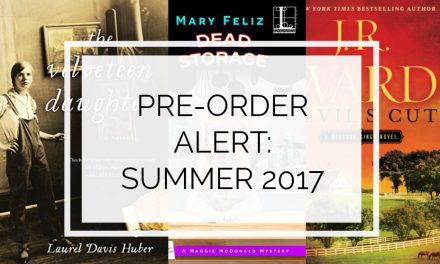 Pre-order these Summer 2017 titles — your TBR will thank you