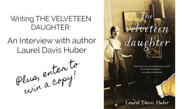 Writing THE VELVETEEN DAUGHTER: An interview and a GIVEAWAY!