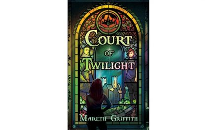 COURT OF TWILIGHT by Mareth Griffith