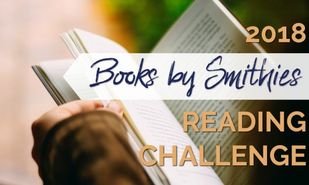 #SmithiesRead: The 2018 Reading Challenge